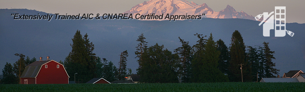 Extensively Trained AIC & CNAREA Certified Appraisers